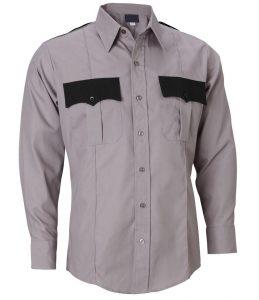 camisa seguridad
